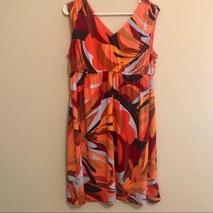 Cato sleeveless dress